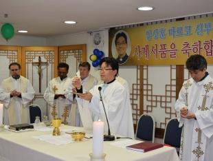 임 마르코 신부님 미사 by admin